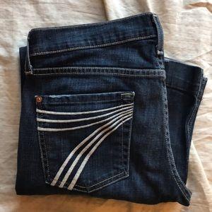 7FAM Dojo trouser jeans